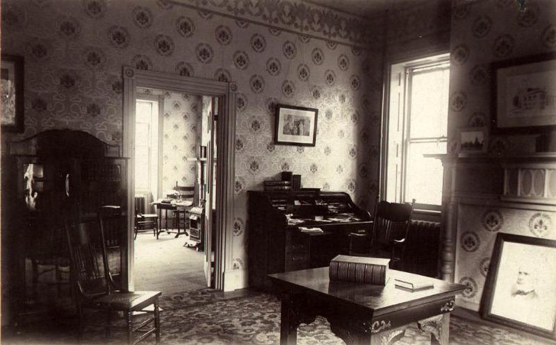 President's Office, 1900